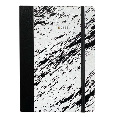 Eco Marble Notebook by Magdalena Tekieli Design