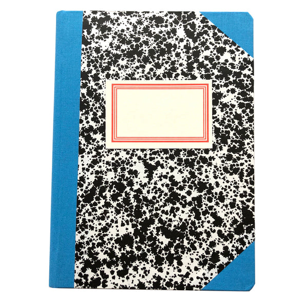 Livro Peb Large Light Blue Notebook by Emilio Braga