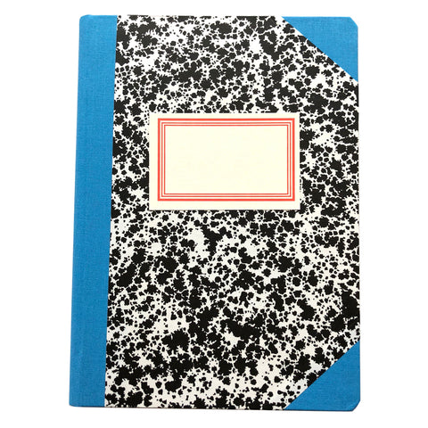 Livro Peb A5 Light Blue Notebook by Emilio Braga