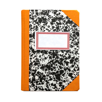 Livro Peb Small Orange Notebook by Emilio Braga