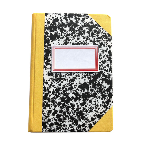 Livro Peb A6 Yellow Notebook by Emilio Braga