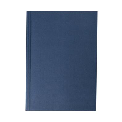 Everyday Objects Layflat Plain Notebook by Ola