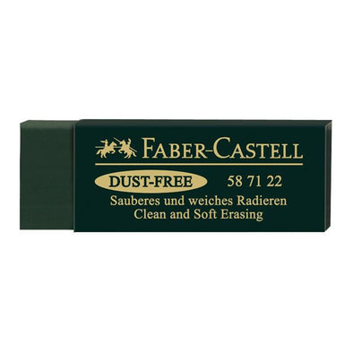 Dust Free Art Eraser by Faber-Castell