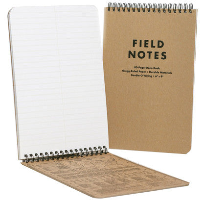 Steno Book by Field Notes