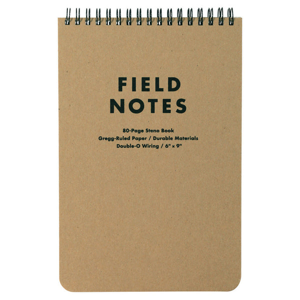 Field Notes Steno Book