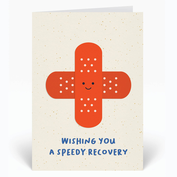 Wishing You a Speedy Recovery Card by Graphic Factory