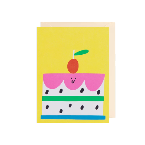 Susie Hammer Cake Card by Lagom