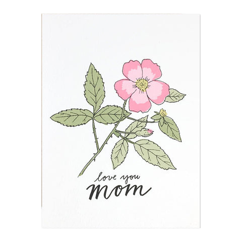 Love You Mom Card by Hartland