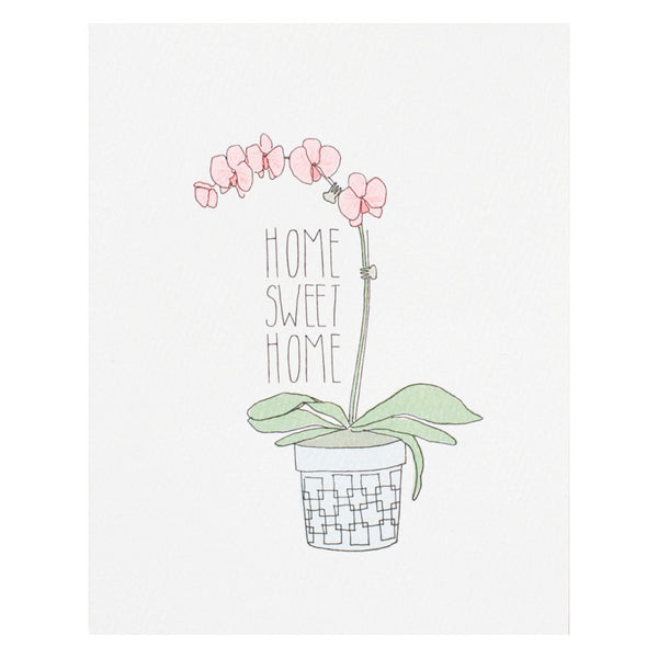 Home Sweet Home Card by Hartland Brooklyn