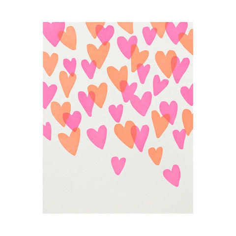 Lots o' Love Hearts Card by Hello Lucky