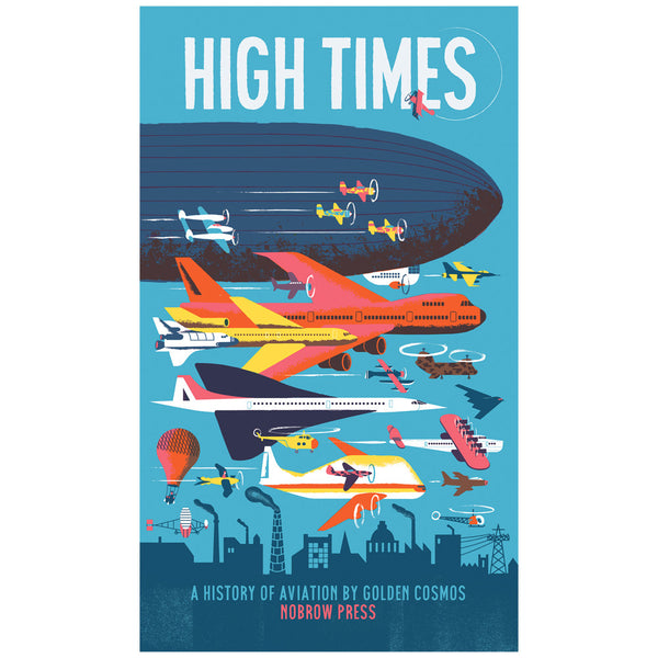 High Times by Golden Cosmos