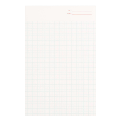 Graph Note Pad by Iron Curtain Press