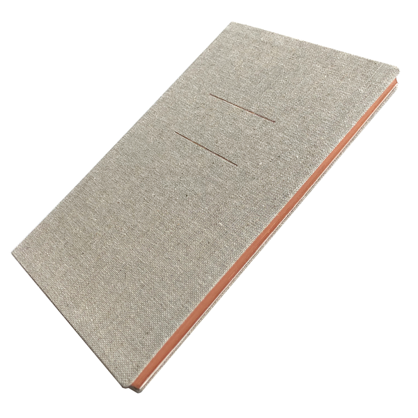 Linen Notebook by Kami