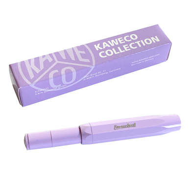 Sport Fountain Pen Lavender Edition by Kaweco