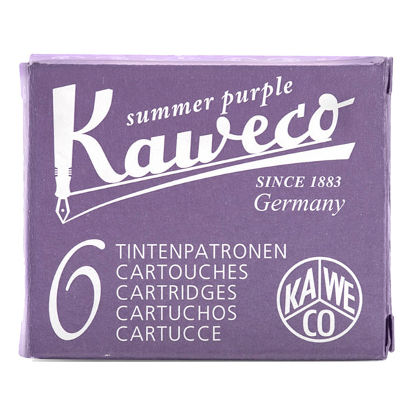 Ink Cartridge 6-Pack by Kaweco