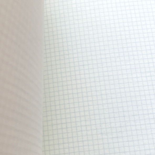 A5 Grid Notes Stitched Notebook by Kleid