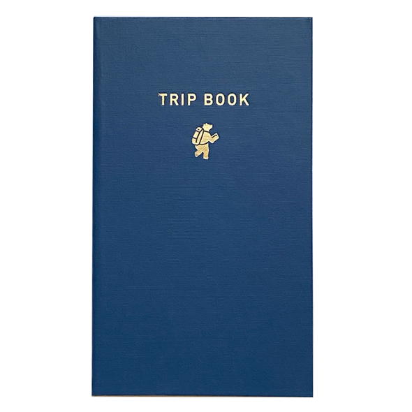 Hardcover Trip Book by Kokuyo