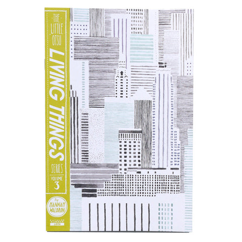 The Little Otsu Living Things Series Vol 3 by Hannah Waldron