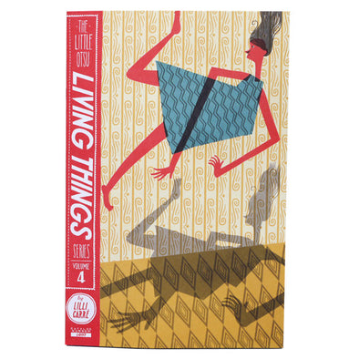 The Little Otsu Living Things Series Vol 4 by Lilli Carré