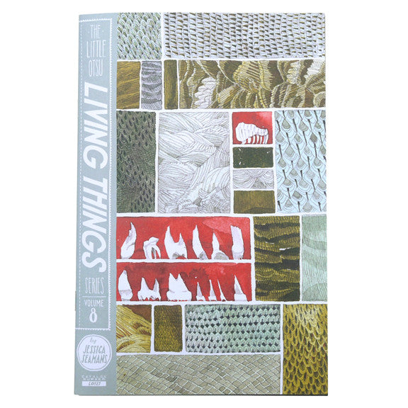 The Little Otsu Living Things Series Vol 8 by Jessica Seamans