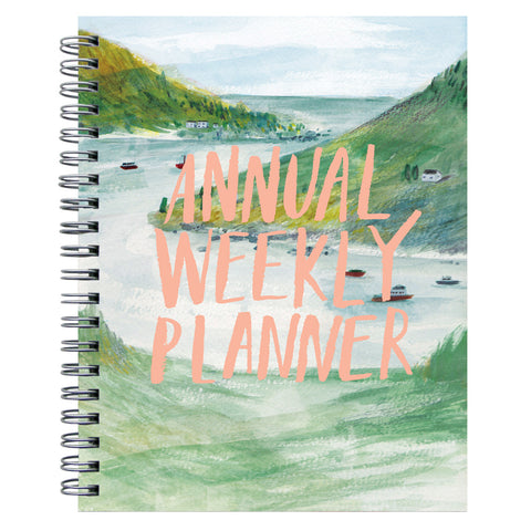 Little Otsu Annual Vol. 11 Weekly & Monthly Planner