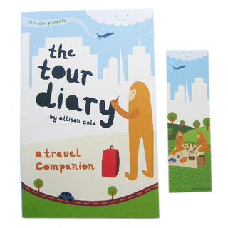 The Tour Diary by Allison Cole