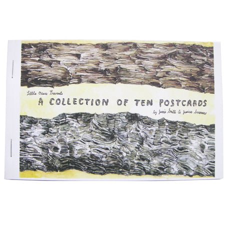 A Collection of Ten Postcards by Jennie Smith and Jessica Seamans