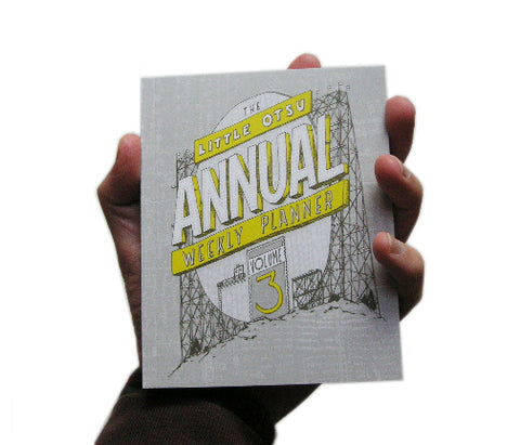 Little Otsu Annual MINI Vol. 3 Weekly Planner