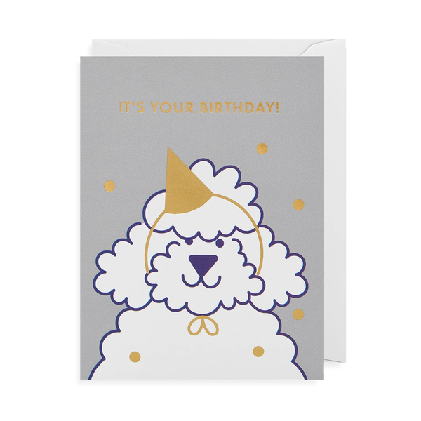 Maya Stepien It's Your Birthday! Card by Lagom