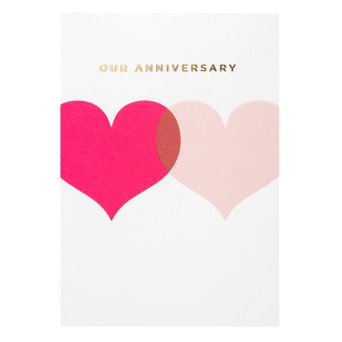 Postco Our Anniversary Card by Lagom