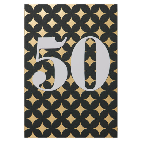 Postco 50 Card by Lagom Design