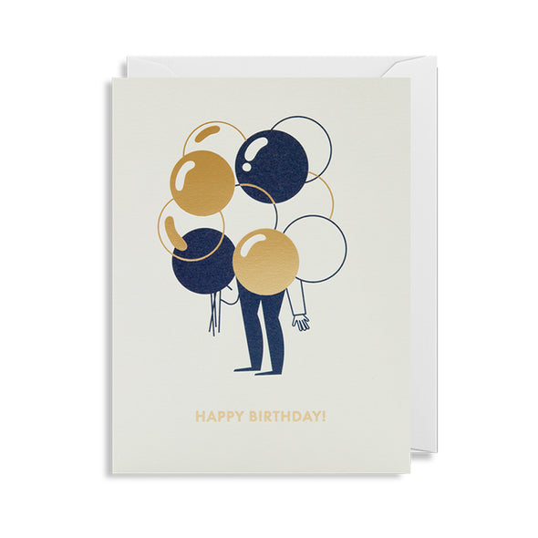 Maya Stepien Happy Birthday! Card by Lagom