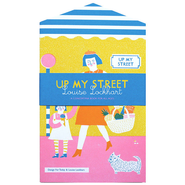 Up My Street by Louise Lockhart