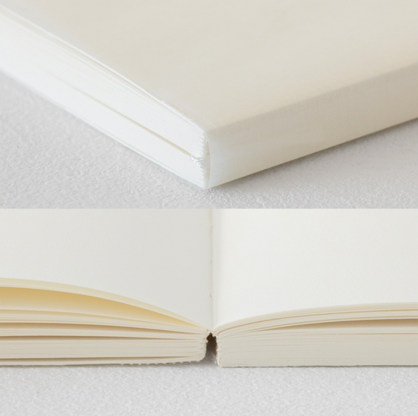 MD Notebook Cotton F2 Blank by Midori