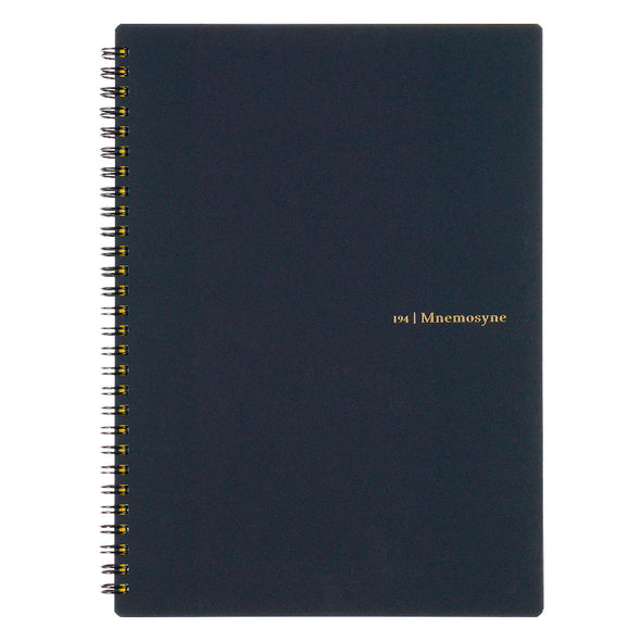 Mnemosyne 194 Notebook B5 7mm by Maruman