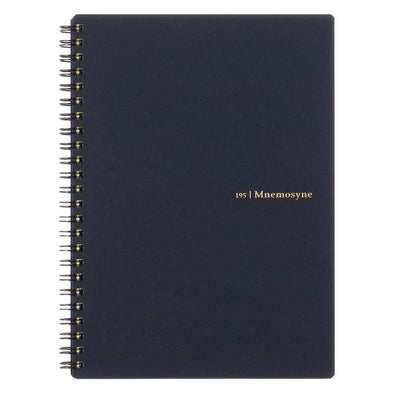 Mnemosyne 195 Notebook A5 Ruled by Maruman
