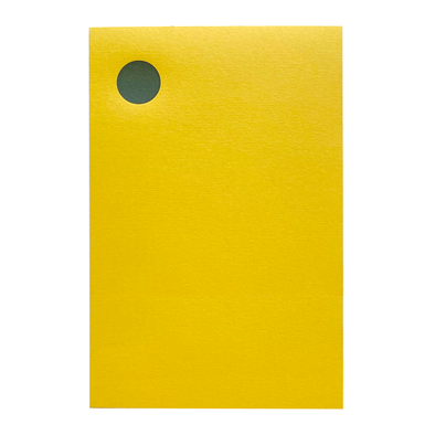 Dot Pad Yellow by Moglea