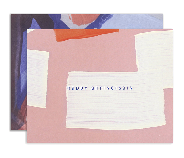 Sunset Anniversary Card by Moglea