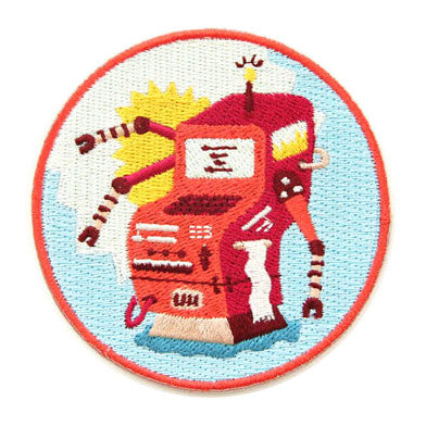Iron-on Patch by Mokuyobi Threads