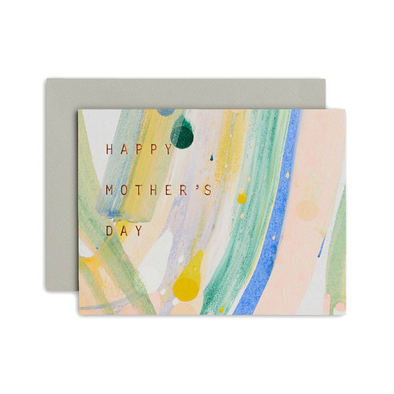 Mom Swirl Card by Moglea