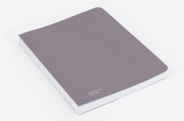 Dot Grid Notebook Refill Regular by Mossery