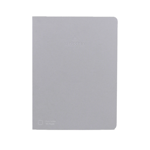 Plain Notebook Refill Regular by Mossery