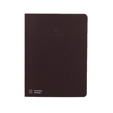Ruled Notebook Refill Regular by Mossery
