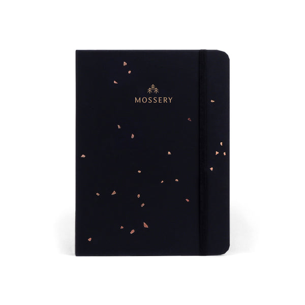 Undated Weekly Horizontal Planner by Mossery