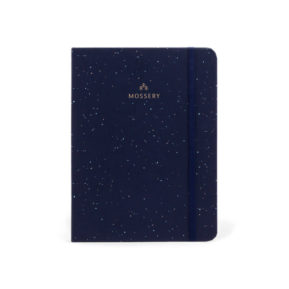 Threadbound Ruled Notebook by Mossery