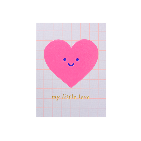 My Little Love Card by Lagom