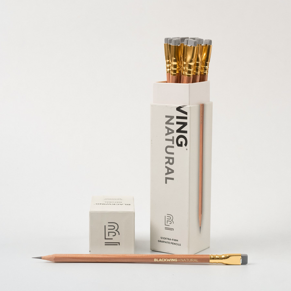 Natural Pencil Set by Blackwing