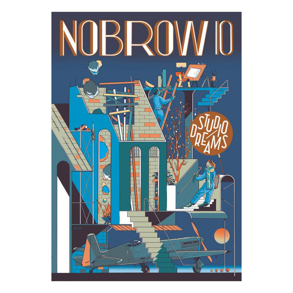 Nobrow 10 Studio Dreams by Nobrow