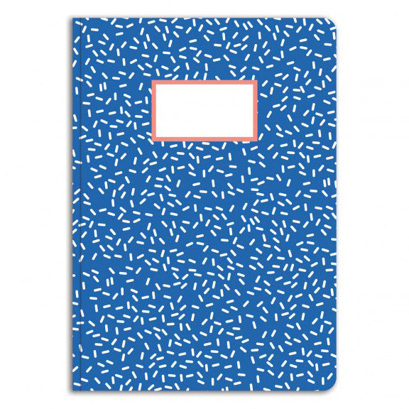 Blue Notebook by Oelwein