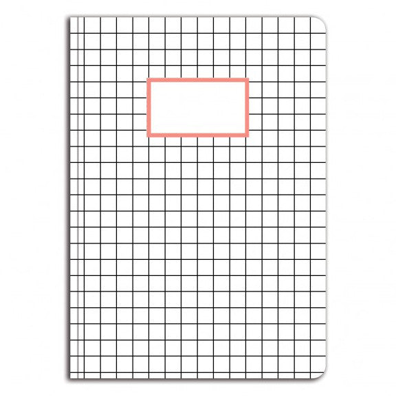 Carreaux Notebook by Oelwein